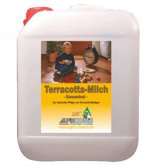 Terracotta-Milch (5l)